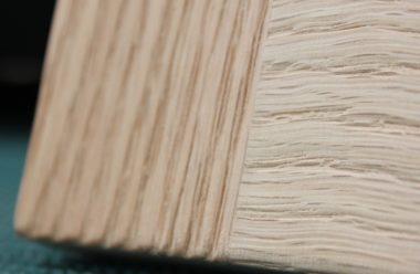 Jednolita struktura niezależna od profilu z włókna drzewnego