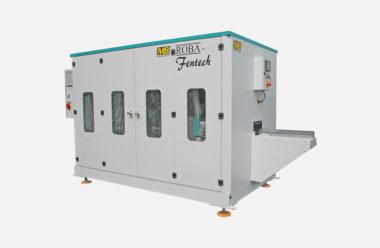 Maszyna może być używana w trybie ciągłym i odwracającym