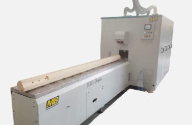 Specjalna maszyna do szlifowania drewna konstrukcyjnego