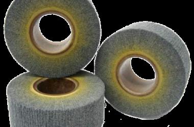 MB Flex sanding wheels used in the ROBA SSM.